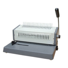 Customized for Supply Plastic Comb Binding Machine, Manual Comb Binding Machine, Electric/Wire Comb Binding Machine in China ZX-2088 Comb Binding Machine supply to Yemen Wholesale
