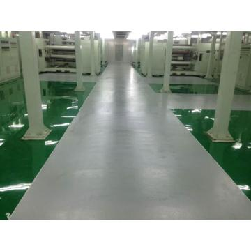 Indoor epoxy waterborne flat coating floor paint