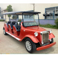 2 seats classic petrol golf cart for golf courses