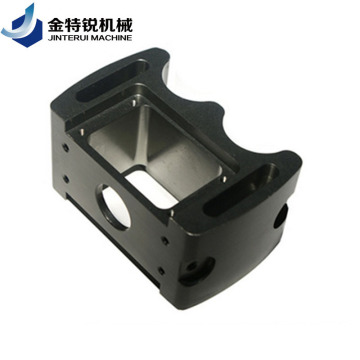 Precision customized cnc milling plastic part