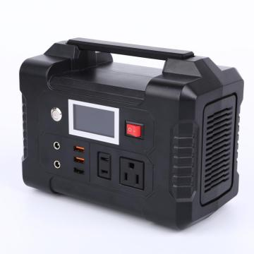Mobile Solar Power Station Lithium-ion Battery 220W