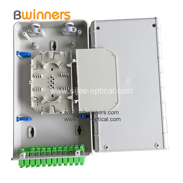 24 Fiber Optical Fiber Distribution Box FTTH