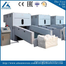 Automatic weighing ALKS-1500 fiber opener machine mahcine witdth 1.5m For geotextile