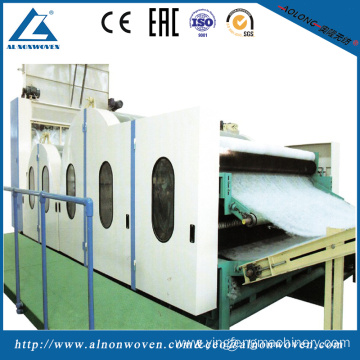 AL hot sale lower price nonwoven carding machine