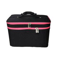 Luxury Private Label Makeup Artist Cosmetic Bag Case