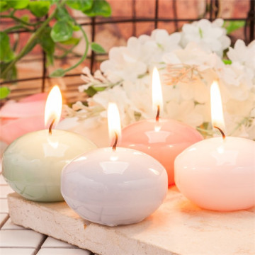 Scented Bar And Party Decoration Floating Candles