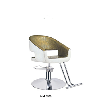 swivel haircut salon barber chair with pump