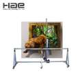 Width Limitless Wall Decoration Mural Printing Machine
