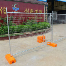 China OEM for Portable Fence welded wire mesh infilling galvanized Temporary fence supply to Antarctica Manufacturers