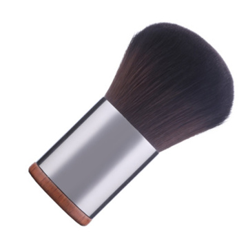 Single Kabuki powder brush soft synthetic fiber brush