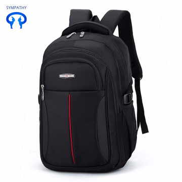 Business polyester computer backpack