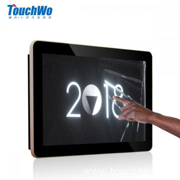 13.3 ultra thin touch screen mini pc