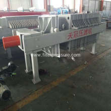 Big Capacity Cast Iron Filter Press For Metallurgy