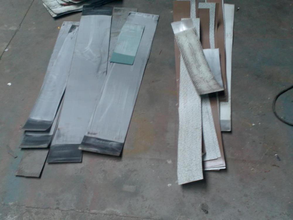 aluminum and plastic recycling