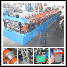 Color Steel Galvanized Aluminium Trapezoidal Sheet Roll Forming Equipment