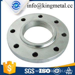 Manufacturer of for Forged Flange standard carbon steel flange export to India Factories