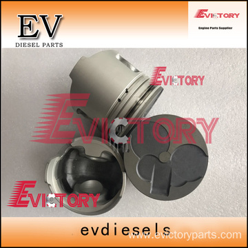 MITSUBISHI engine parts piston 4M40T piston ring