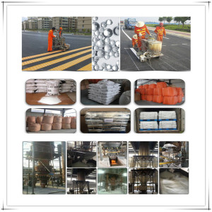 Road Marking Reflective Micro Glass Beads