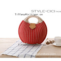 Eco-friendly women hand bags durable natural rattan bags