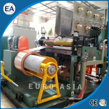 High Voltage Transformer Foil Winding Machine