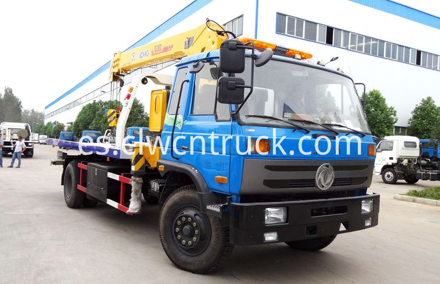 road wrecker truck 1