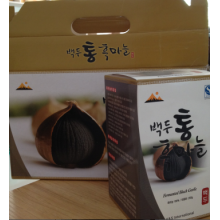 Discount Price for Solo Black Garlic Export High Quality Solo Black Garlic supply to Brunei Darussalam Manufacturer