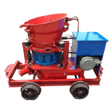 Dry Mix Concrete Shotcrete Machine For Construction