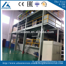 Polypropylene SMS Nonwoven Machine