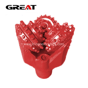 Chisel rock bit for drilling oil water well