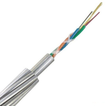 62 Core OPGW Optical Fiber Composite Ground Wire