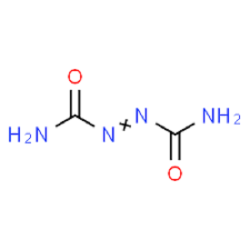 azodicarbonamide reaction with water