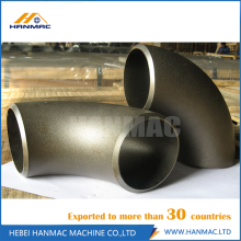 Good Quality for Pipe Fittings Elbow ASME B16.9 WPL6 Hot Forming Alloy Steel Elbows export to Croatia (local name: Hrvatska) Manufacturer