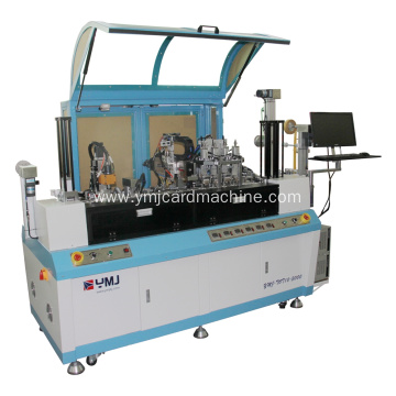 One Cavity Milling and Chip Embedding Machine