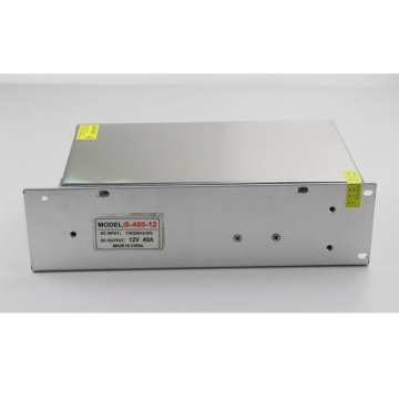12V 40A High Power Switching LED Power Supply