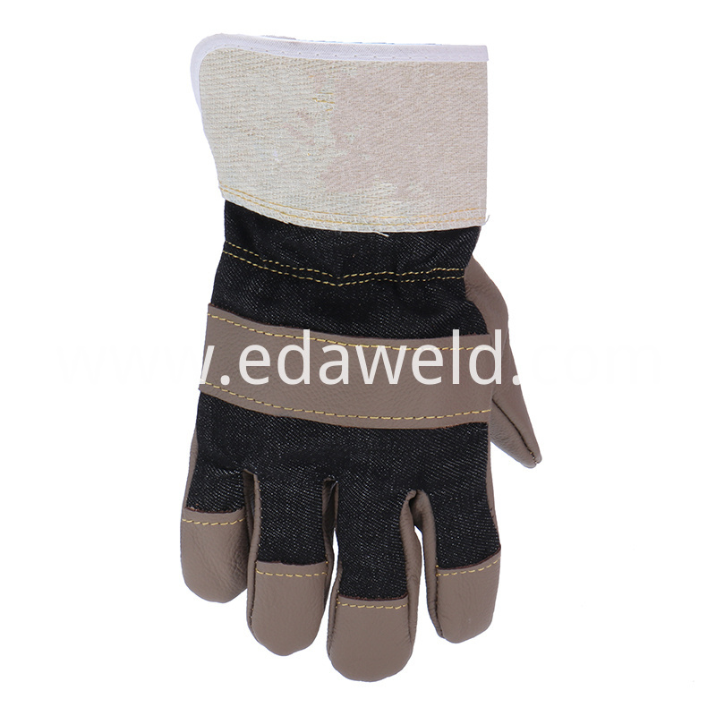 Safurance Leather Welding Gloves