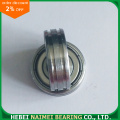Carbon steel material groove bearing 608