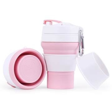 Best Foldable Reusable Coffee Mug Anti-Skid Factory Supply High Quality