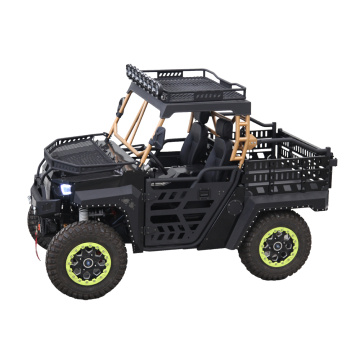 gasoline farm car 2 seater utv 1000
