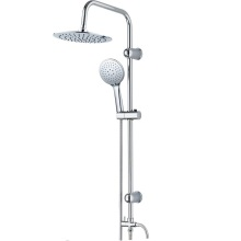 New Fashion Design for Plastic Dual Function Shower Rain Shower System Mixer Faucet export to Bermuda Importers