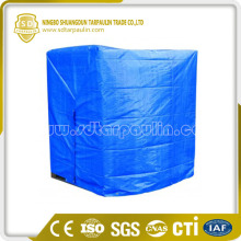 Heavy Duty Poly Pallet Cover Tarp