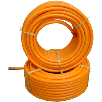 Transparent Braided High Pressure Spray Hose