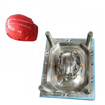Plastic bicycle and motorbike helmet injection mould