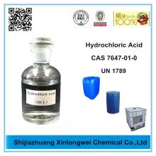 Ordinary Discount Best price for Water Treatment Chemical Dosing Liquid Hydrochloric Acid HCL 31%,32%,33%,35%,36% supply to Portugal Importers