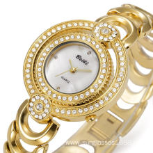 Fashion Brand Design Casual Bracelet Quartz Watch