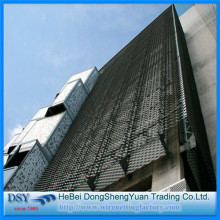 Customized for Round Hole Plate Mesh Expanded Metal Mesh for Building export to Denmark Importers