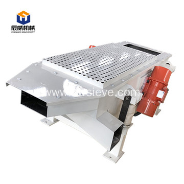 good quality linear vibrating screen machine