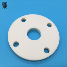 high precision 96 99 Al2O3 alumina ceramic roundle