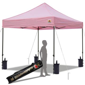 heavy duty easy up 10x10 folding canopy