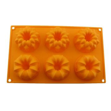 Silicone Chocolate Cupcake Baking Mould Muffin Pan