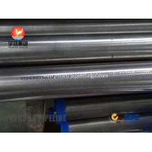 Personlized Products for Incoloy 800 Heat Exchanger Tube Incoloy 800HT Seamless Tube supply to Uganda Exporter